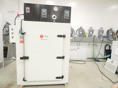 Thermal Product Solutions Ships Blue M Laboratory Oven for Prominent Cosmetics Manufacturer