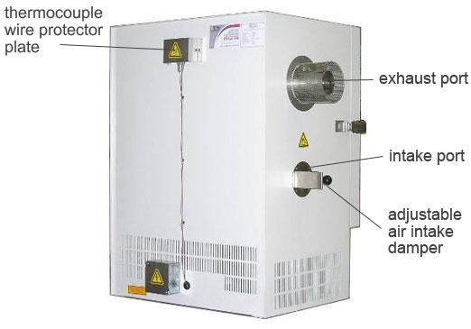 blue m esp 400 series mechanical convection oven tps rh thermalproductsolutions com Blue M Oven Parts GS Blue M Electric Oven