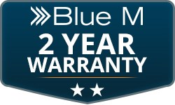 Blue M Announces New Two-Year Warranty