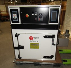 Blue M Ships One Mechanical Convection Oven to the Oil and Gas Industry