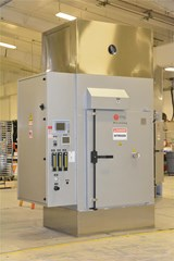 TPS Ships Custom Curing Oven for a Leading Supplie ...