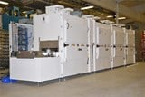New TPS Clean Room Conveyor Oven
