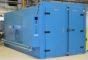 Thermal Product Solutions Ships Gruenberg Truck-in-Oven to the Oil and Gas Industry