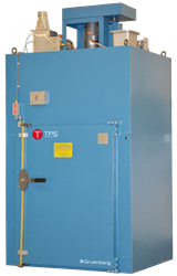 Gruenberg Industrial Cabinet Oven Offers NFPA 86 Class A Designation and Class I & II, Division I, Groups D, E, F & G Safety Ratings