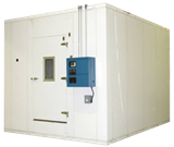 Manufacturer of Top-Line Refrigerators Orders Customized Tenney Walk-In Temperature and Humidity Chambers