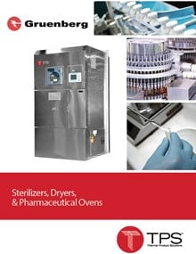 Pharmaceutical Sterilizers and Ovens