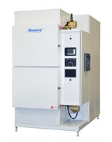 Tenney Environmental Ships Thermal Shock Chamber t ...