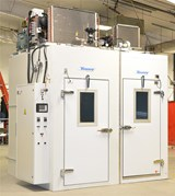Tenney Ships Walk-In Temperature Humidity Cycling  ...