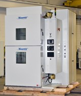 Tenney Environmental Ships Multiple Thermal Shock Chambers to a leading Automotive Test Lab