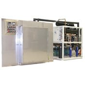 Tenney Industrial Blast Freezer rapidly and safely ...