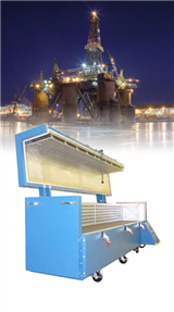 Top Loading Ovens for the Oil & Gas Industry