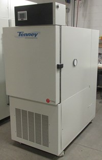 NEW Tenney TC10C Environmental Test Chamber