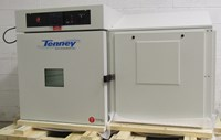 Tenney Benchmaster BTRC-WF4T-C Temperature / Humidity Test Chamber