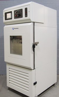 Refurbished Tenney Classic Series T10S-1.5 Temperature Cycling Test Chamber
