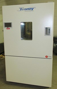 Tenney C30RC Temperature / Humidity Test Chamber