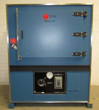 "HS-3802-F  Blue M ""FRICTION-AIRE"", Horizontal Airflow Class 1, Group D type Safety Oven"
