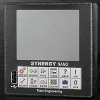 VersaTenn V / Synergy Touch Interface Control System - Nano Version