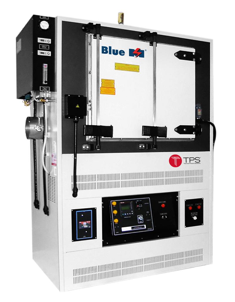 Merveilleux Blue M Ultra Temp Inert Gas High Temperature Oven TPS