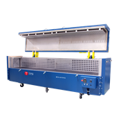 Gruenberg Silver Select Top Loading Ovens for Oil and Gas Applications